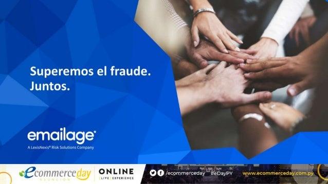 Alejandro Riener - eCommerce Day Asunción Online [Live] Experience