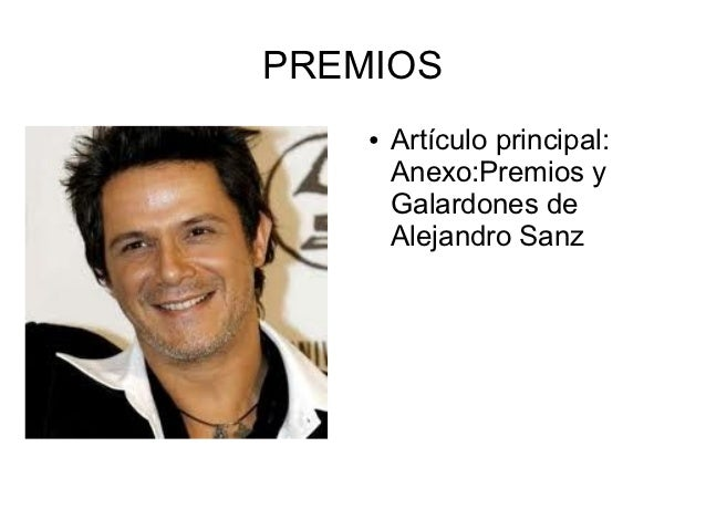 Alejandro sanz - Tableros sanz madrid ...