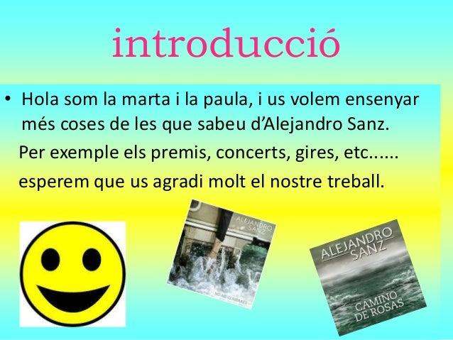 Alejandro sanz Slide 3