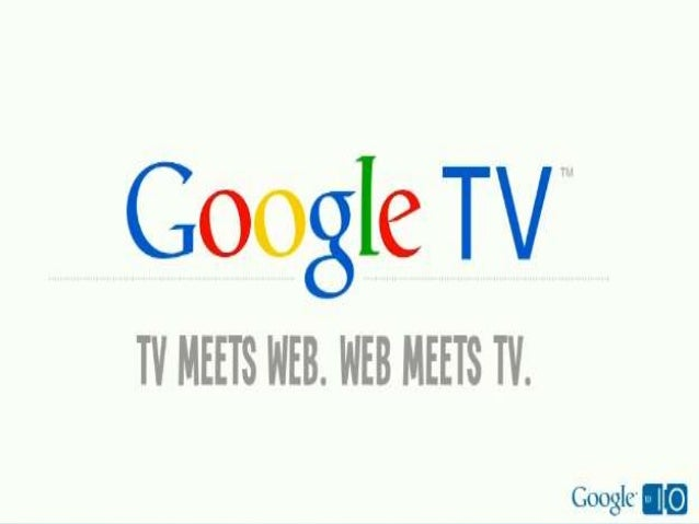  Google TV was announced to the public on May 2010 and released on Oct. 17 2010  It is a project co-developed by Google,...