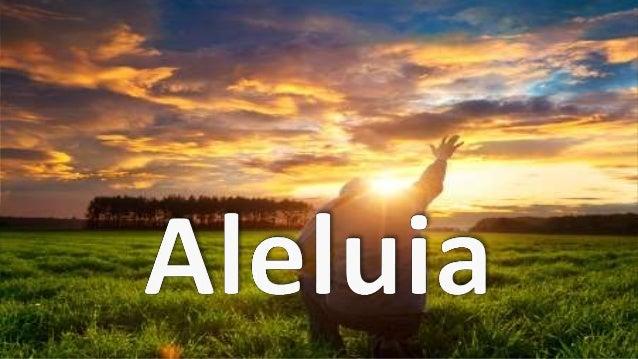 Resultado de imagem para aleluia