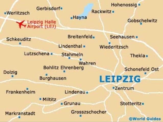 Leipzig liegt im Osten Deutschland liegt in einer Niederung Bucht im Nordwesten des Freistaates Sachsen am Ufer der Elster...