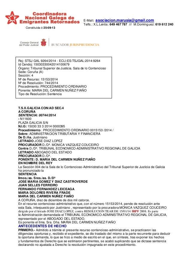 E-Mail: asociacion.marusia@gmail.com Telfs.: X.L.Leirós: 649 467 787 /// M.Domínguez: 619 612 240 Constituída ó 25-09-13 R...