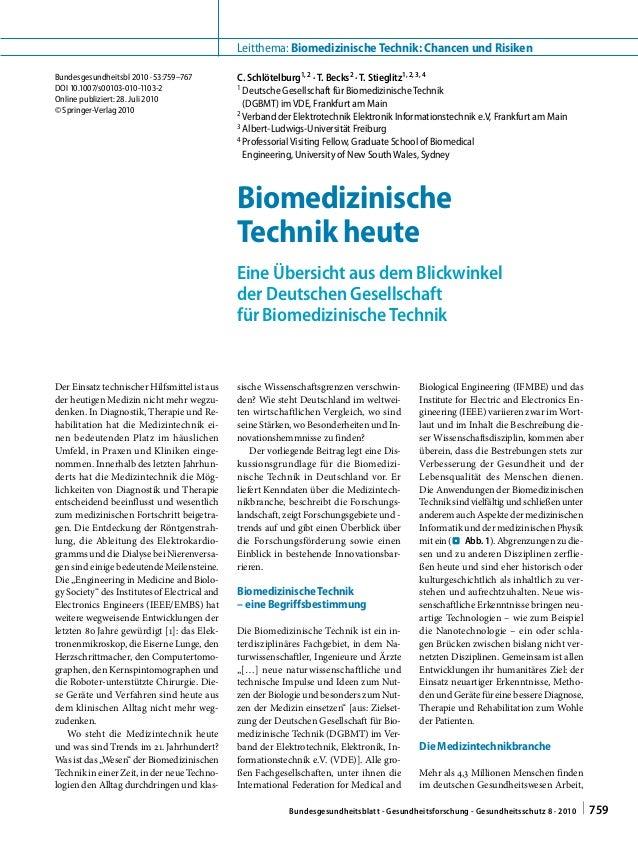 Bundesgesundheitsbl2010 · 53:759–767DOI 10.1007/s00103-010-1103-2Online publiziert:28. Juli 2010© Springer-Verlag 2010C....