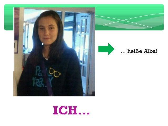 … heiße Alba!