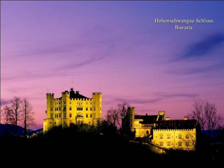 Hohenschwangau Schloss Bavaria