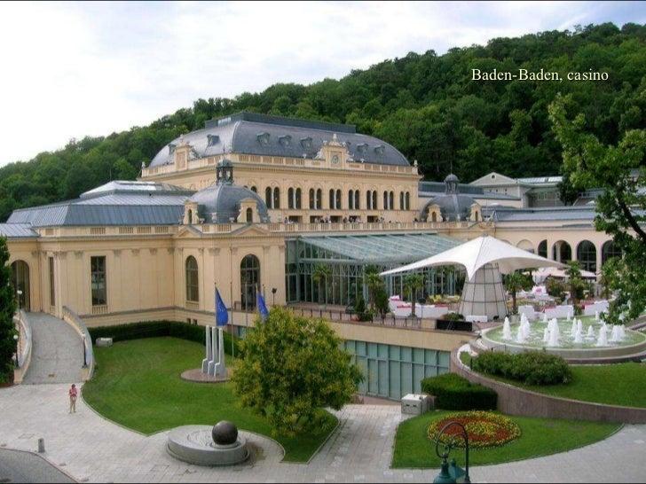 Baden-Baden, casino