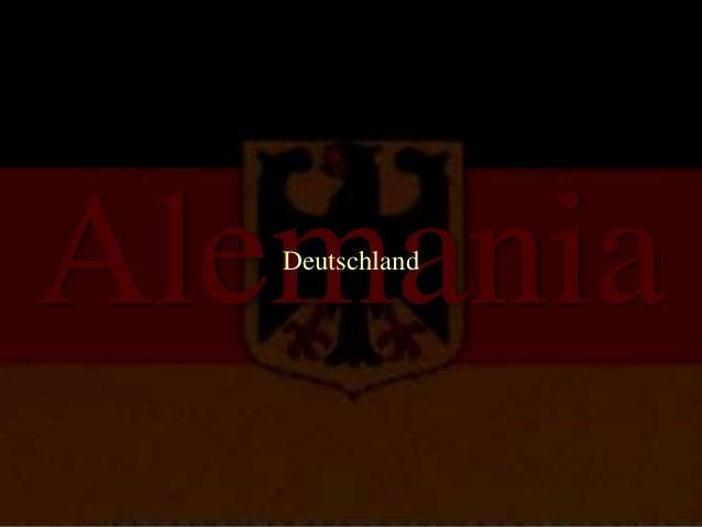 AlemaniaDeutschland