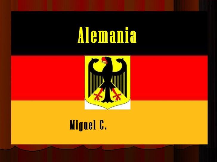 AlemaniaMiguel C.
