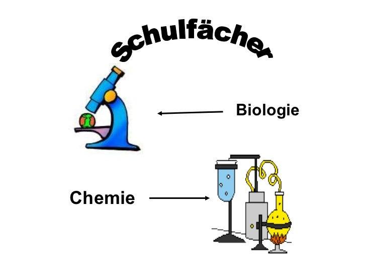 BiologieChemie