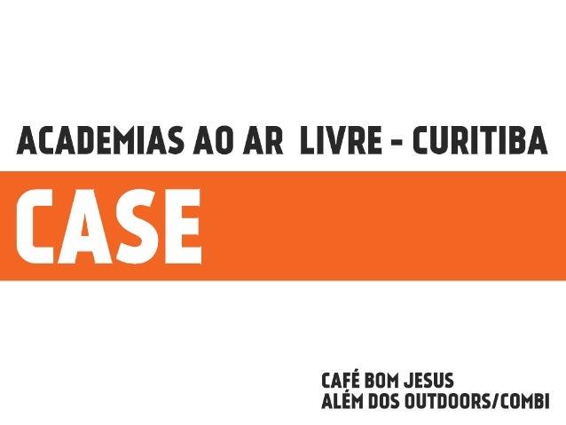 AlemdosOutdoors / Campanha Bom Jesus