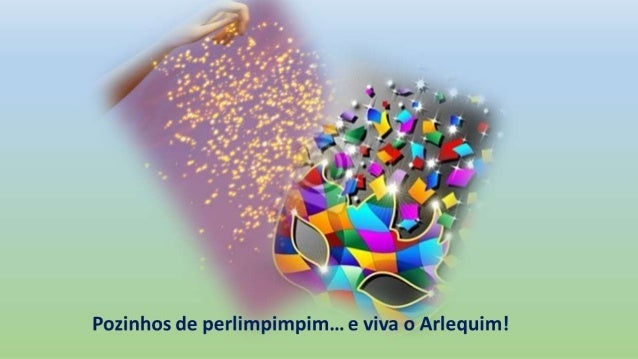 A lenda arlequim_imag