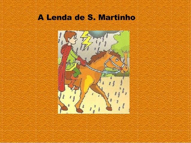 A Lenda de S. Martinho