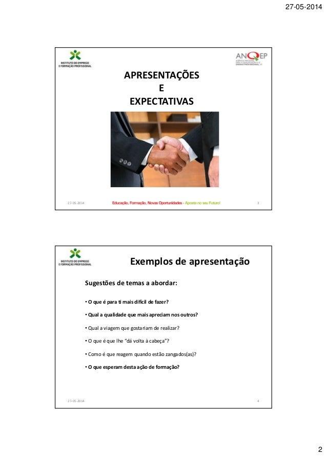 Formaçao transversal IEFP - Competências empreendedoras Slide 2