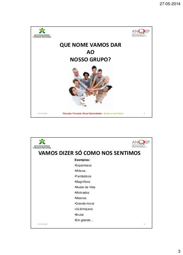 Formaçao transversal IEFP - Competências empreendedoras Slide 3