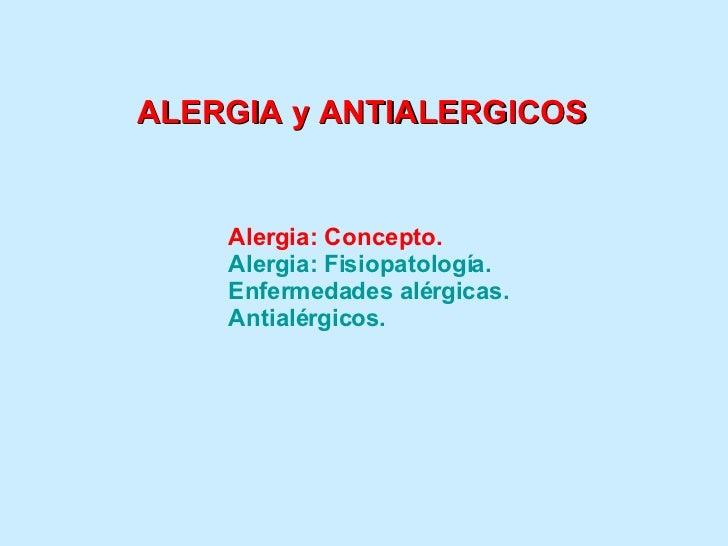 Alergia Slide 3