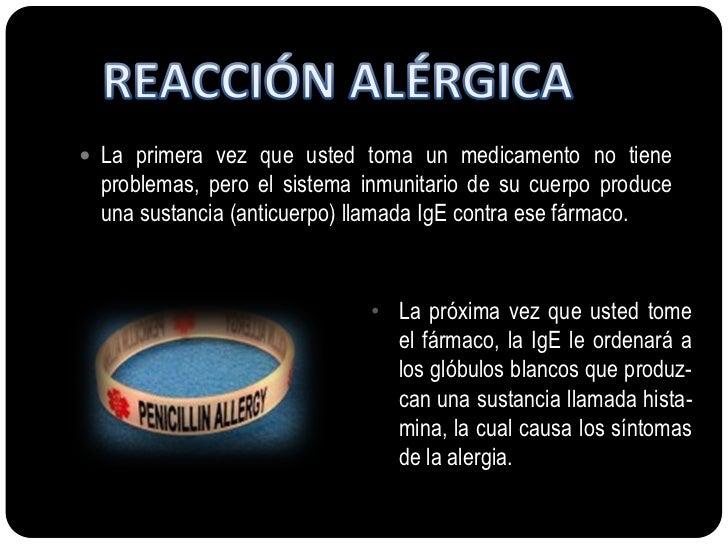 ¿Cómo identificar una reacción alérgica grave?