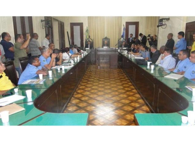 Audiência da Comissão de Segurança Pública e Assuntos de Polícia na Alerj - 25/03/2014