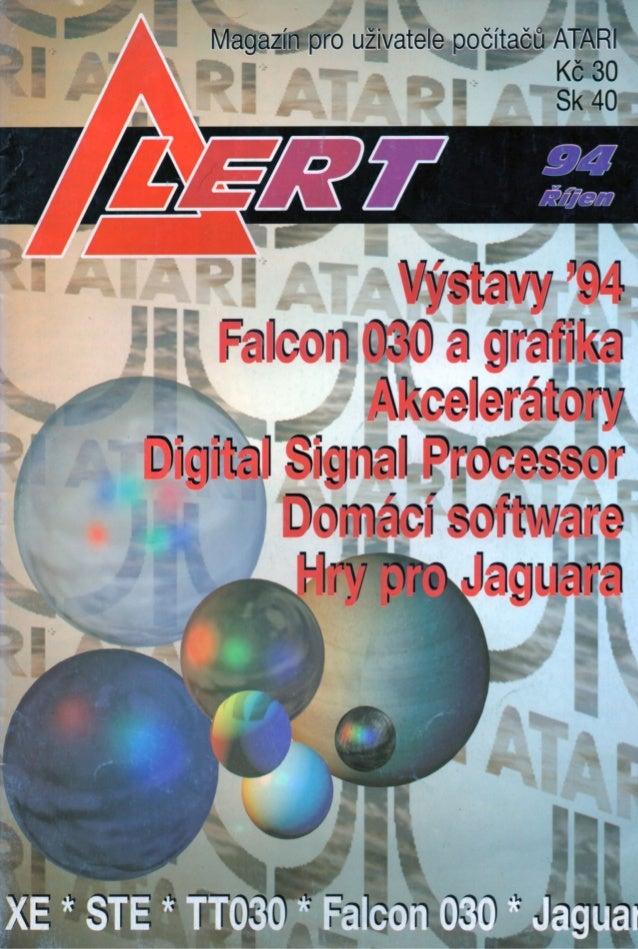 Alert 01/94