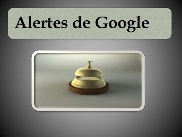 Alertes de Google