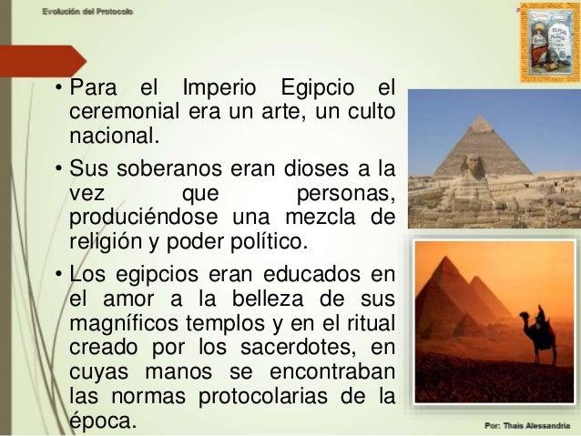 • El primer manual de etiqueta data aproximadamente de 2.000 años antes de la propia Biblia. • Cuyo autor Ptahotep, minist...