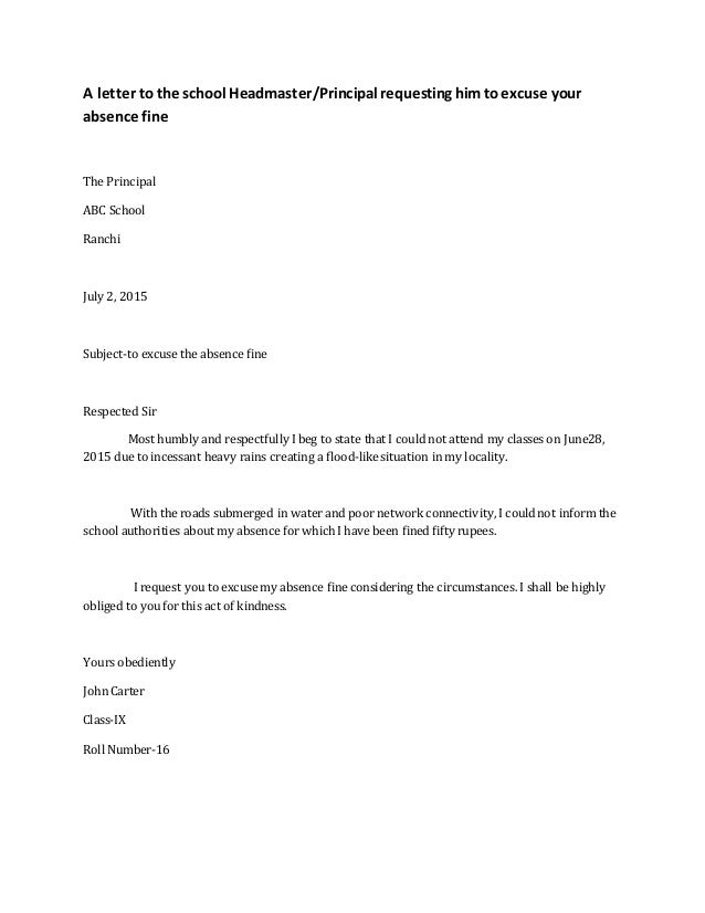 Apology Letter For Not Attending A Meeting | Sample Letter