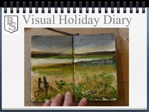Visual Holiday Diary