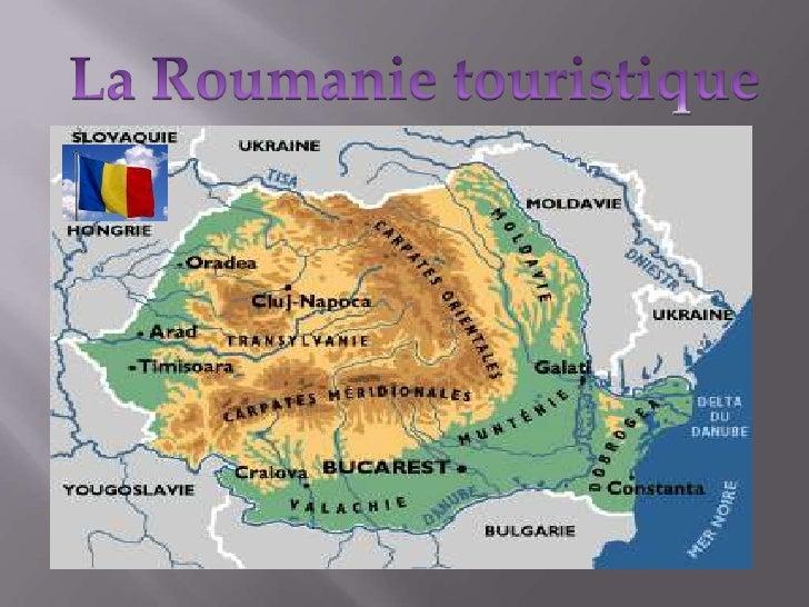 La Roumanietouristique<br />