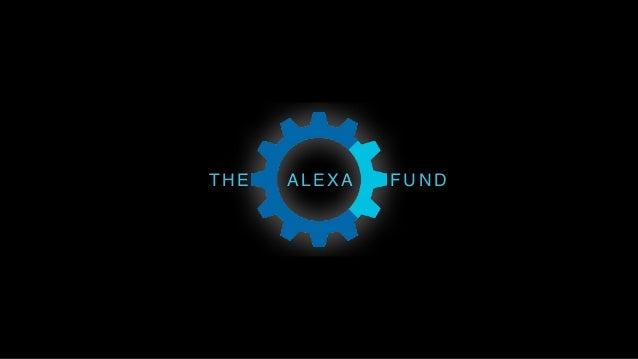 THE ALEXA FUND