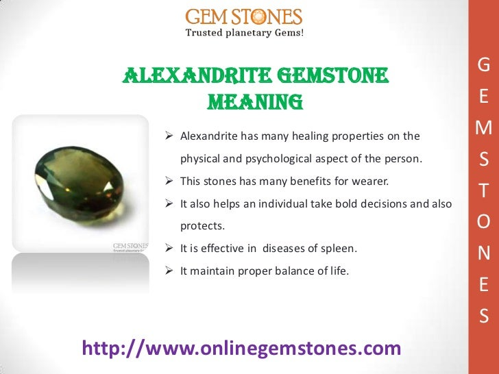 Natural Stone For Good Luck