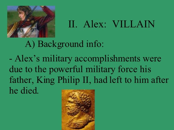 Alexander the greats military accomplishments essay