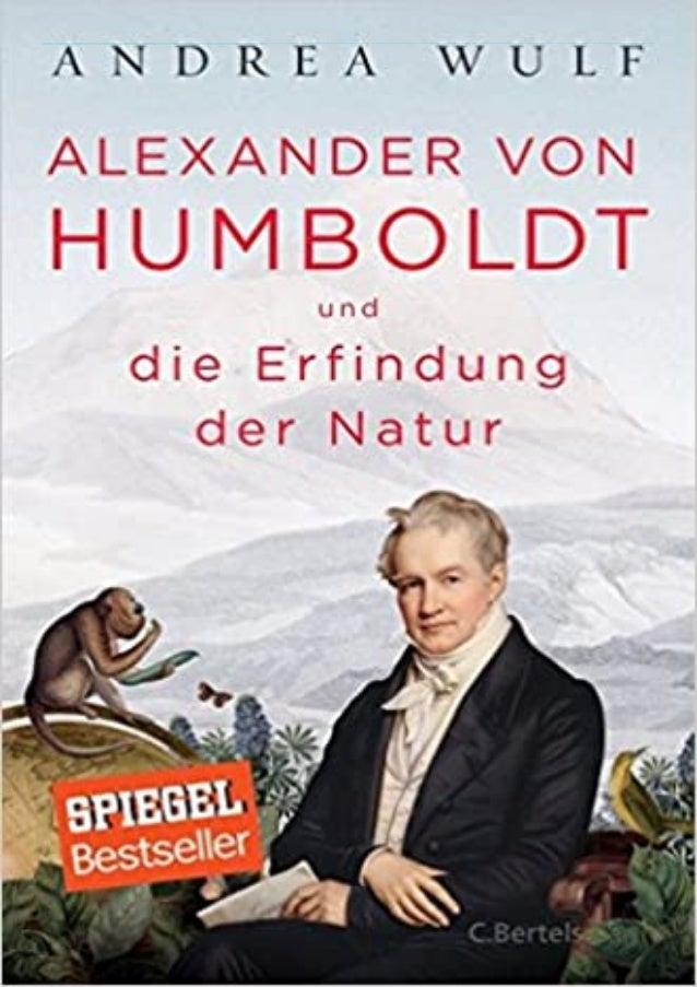 [READ PDF] Alexander von Humboldt und die Erfindung der Natur download PDF ,read [READ PDF] Alexander von Humboldt und die...