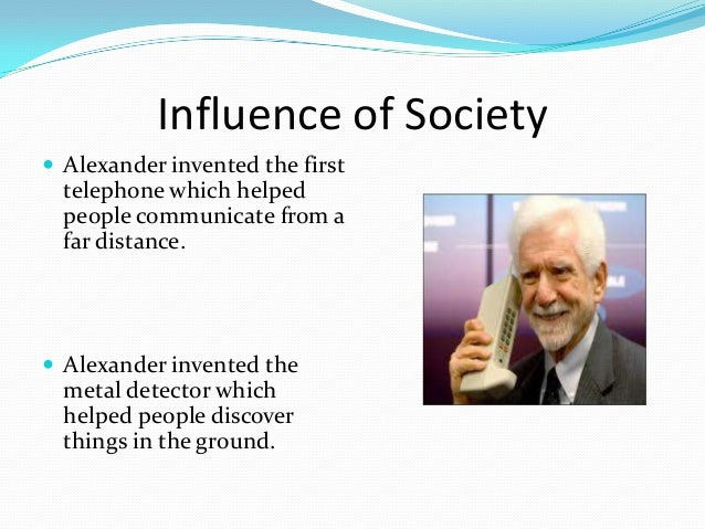 a biography of the life and inventions of alexander g bells Alexander graham bell inventions: explore many more inventions from the patent holder of the first telephone.
