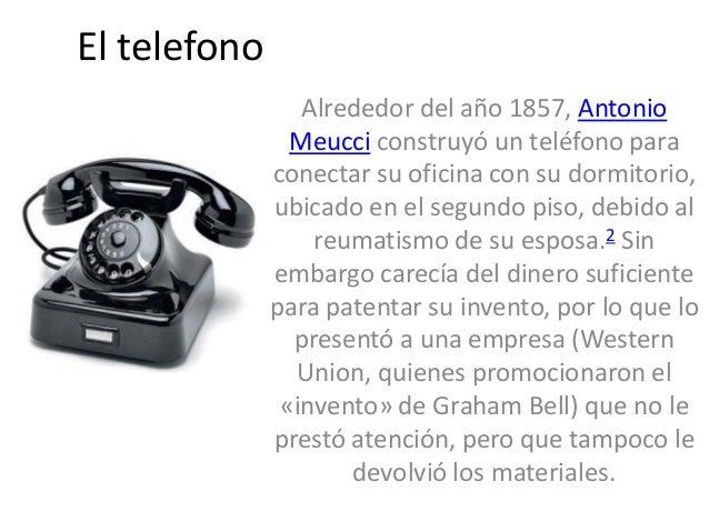 Alexander graham bell for Oficina western union alicante
