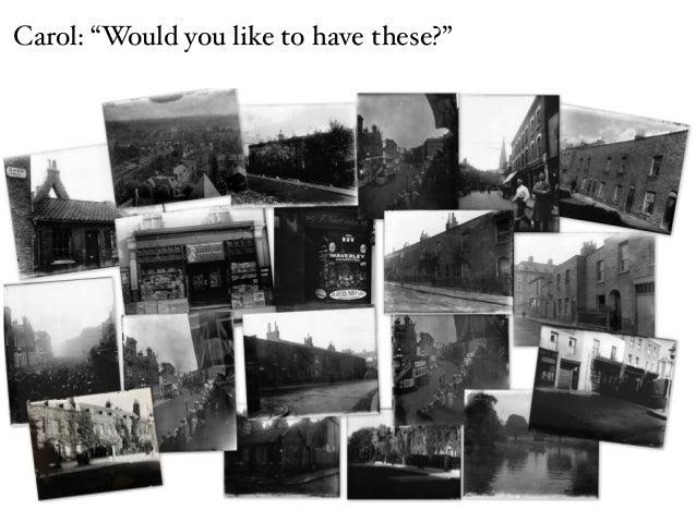 Alexander Guttridge's photos of Stoke Newington in the 1930's  Slide 3