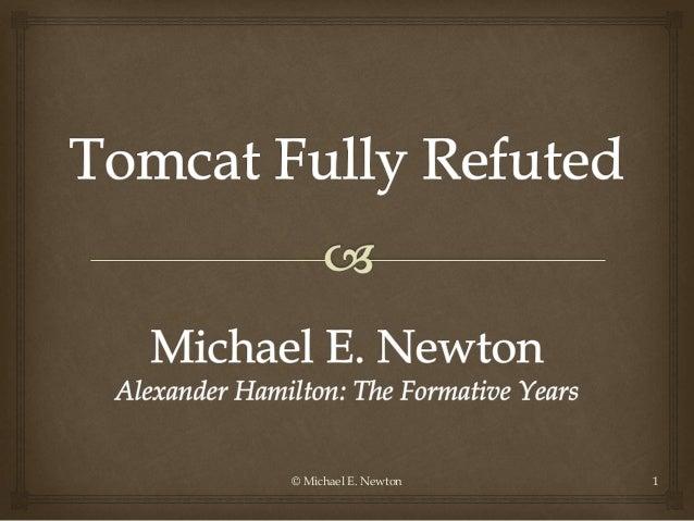 1© Michael E. Newton