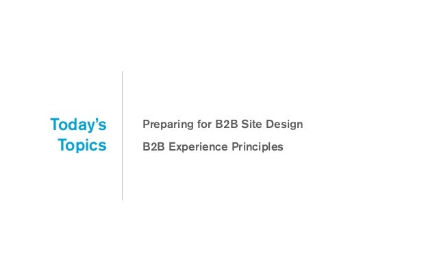 B2B Ecommerce: Design Principles and Best Practices to Boost Sales Slide 3