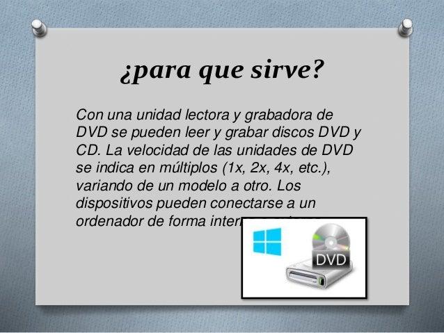 Unidad de dvd y para que sirve - Para que sirve una vaporeta ...