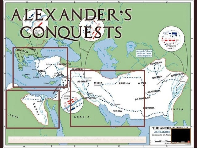 alexander the great conquest From alexander the great's campaign which stretched from greece to northern india, to atilla the hun's rule of territories from germany to the caspian sea, conn.