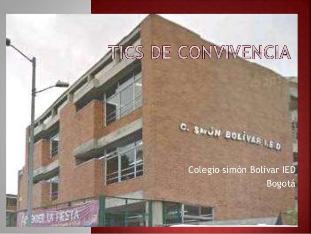 Colegio simón Bolívar IED Bogotá