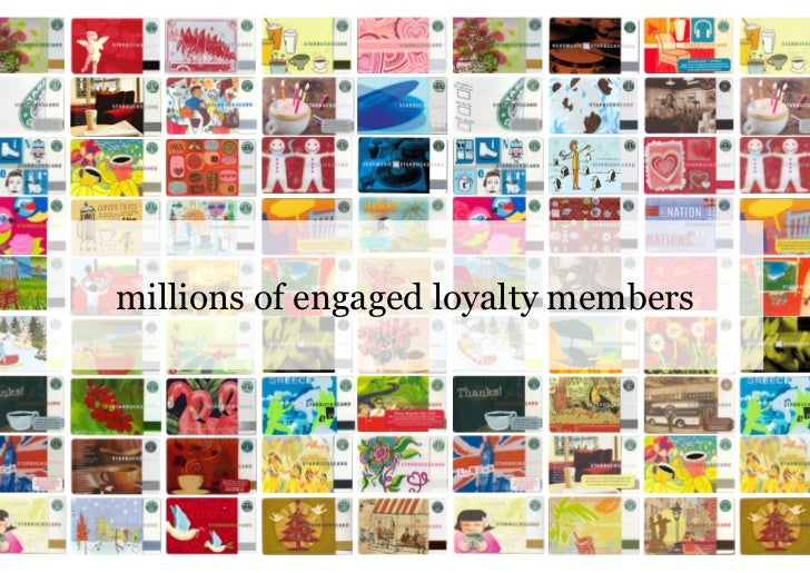 millions of engaged loyalty members