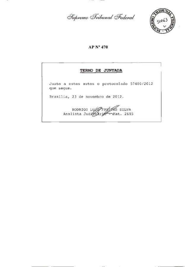 Joaquim Barbosa esconde processo dos demais Ministros