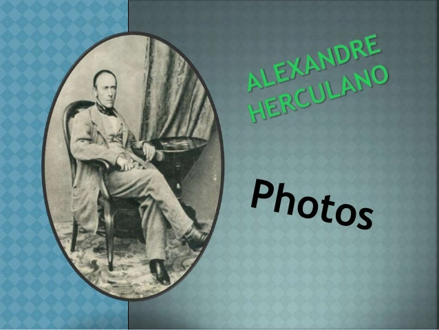 Alexandre Herculano retratado por João Pedroso (1877)