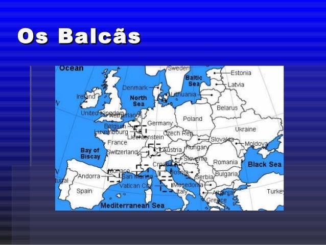 Os BalcãsOs Balcãs