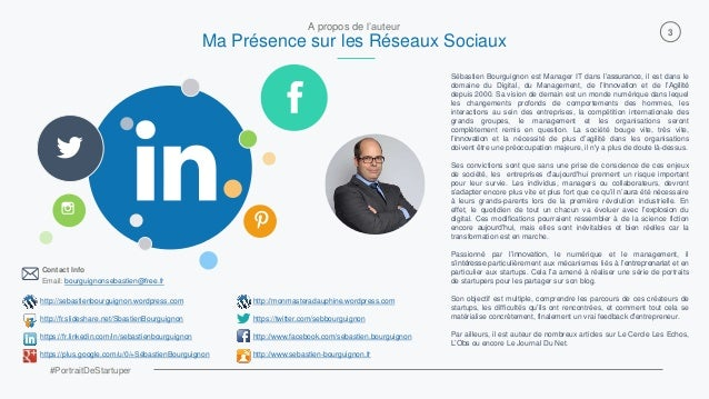 """Alexandre Stopnicki - Extrait Livre Blanc 80 #PortraitDeStartuper - Le plus petit dénominateur commun des entrepreneurs  innovants reste """"la startup"""" Slide 3"""