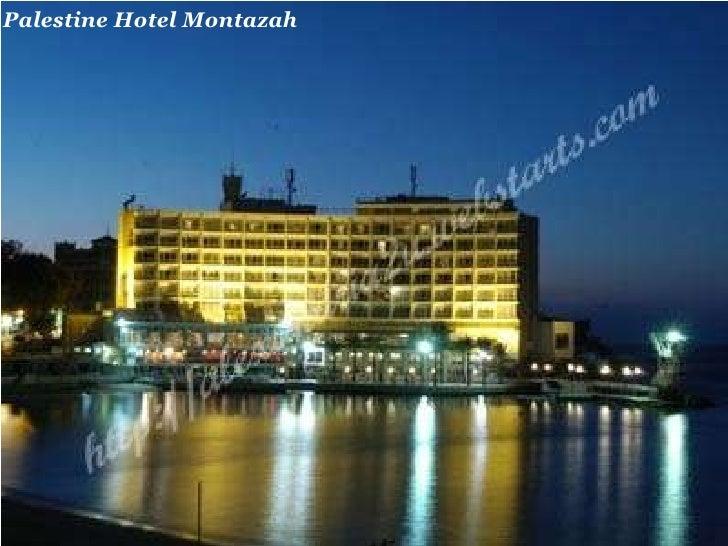 Palestine Hotel Montazah