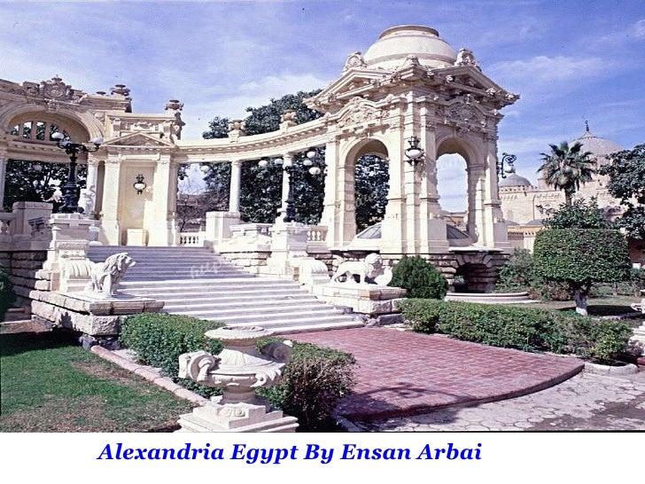 Alexandria Egypt By Ensan Arbai