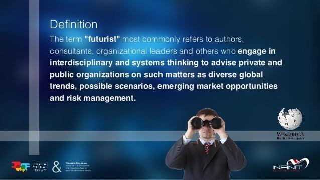 Dubai Digital Media Forum 2015 - Alex Cernatescu - Futurology Keynote Slide 3