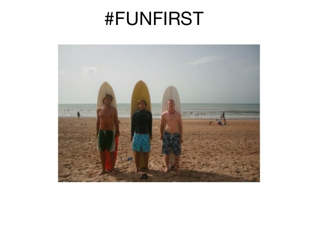 #FUNFIRST