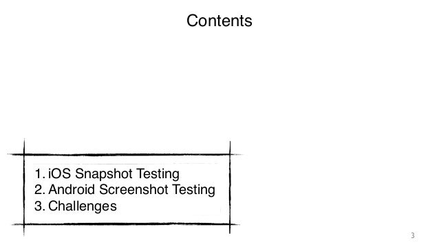 QA Fest 2019. Алексей Альтер-Песоцкий. Snapshot testing with native mobile frameworks Slide 3